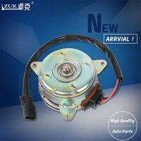 ZUK Brand New Radiator Cooling Fan Motor For HONDA CITY 1.5L FIT JAZZ 1.3L/1.5L ODYSSEY 2.4L 2009 2014 CRZ INSIGHT FIT HYBRID
