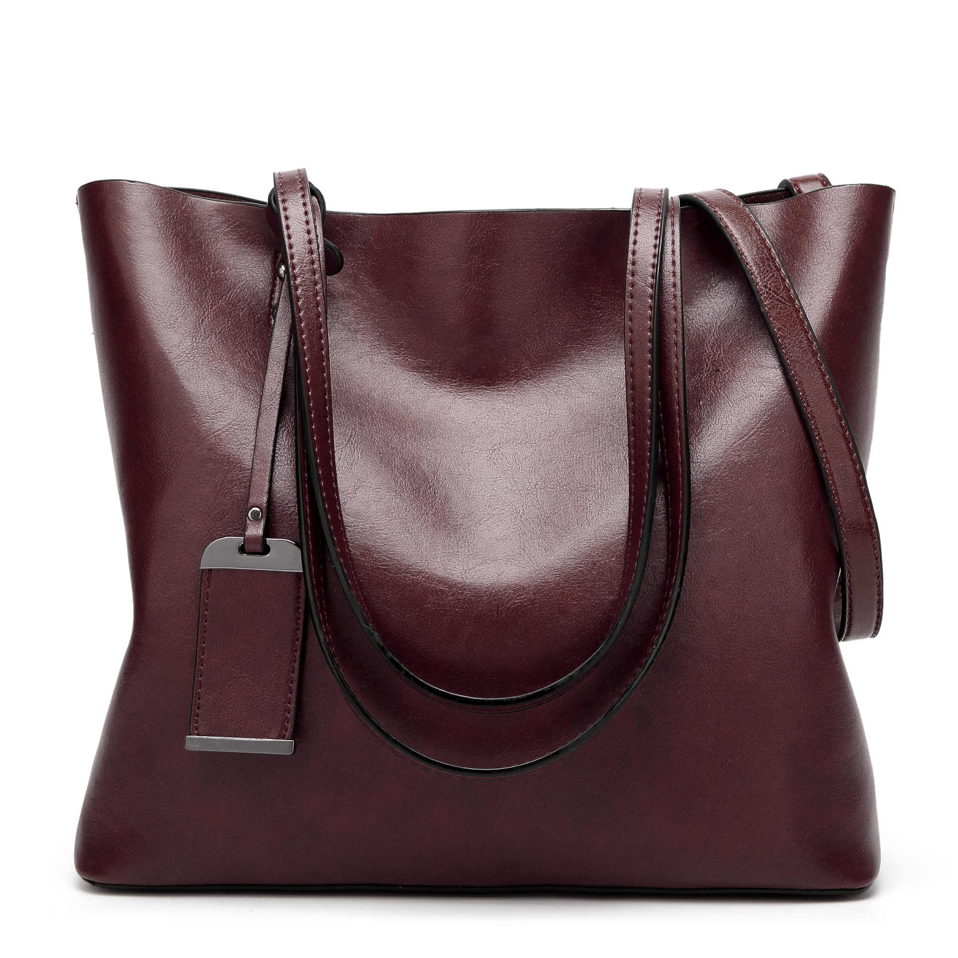 Femme sac a principal Bolsas De Luxo Mulheres Sacos de Designer de Mulheres de Couro Macio Saco de Ombro das Senhoras Tote Borla Bolsa de Moda c1079