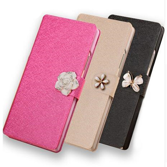 purchase cheap d920e a5027 US $4.59 |High Quality Luxury PU Leather Flip Case Cover For For Motorola  Moto E3 Smartphone Wallet Stand Cover on Aliexpress.com | Alibaba Group