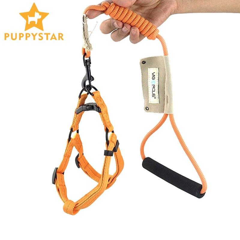 Nylon Pet Dog Leash High Quality Multifunctional Outdoor ...