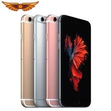 IPhone 6S Dual Core 4,7 Zoll 2GB RAM 16/64/128GB ROM 12,0 MP Kamera LTE IOS IPS Touch ID 100% Original Verwendet Entsperrt Handy