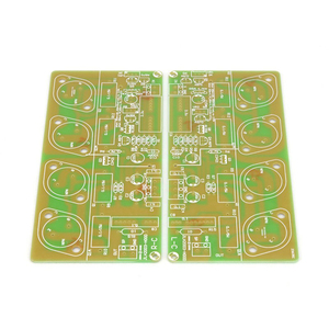 Image 2 - SUQIYA Free shipping A pair of HOOD JLH2003 gold sealed tube power amplifier PCB