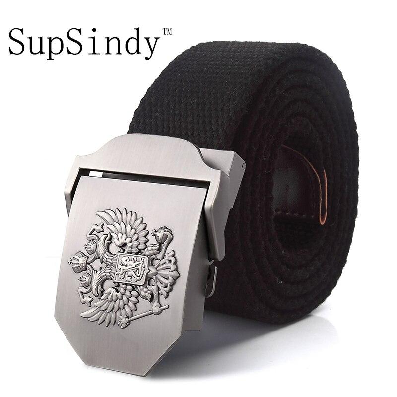 SupSindy canvas belt Russian National Ems