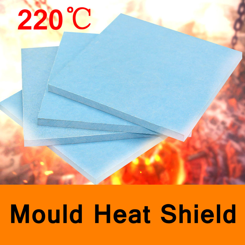 220 Degree Centigrade Mold Mould Heat Shield Glass Fibre Sheet High-temperature Plate Insulating Base Board 5mm 6mm 8mm 10 Wall size 200 200 5mm teflon plate resistance high temperature work in degree celsius between 200 to 260 ptfe sheet