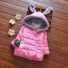 Para bebé niña Otoño Invierno ropa Chaqueta de algodón ropa de abrigo bebé  niña trajes ropa 7c6c9499617d