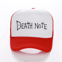 Death Note baseball caps (6 colors)