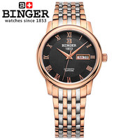 Men Roman Geneva Watches Stainless Steel Wristwatches Bling Golden Shiny 8colors Clock Hours Dropship Rose Gold
