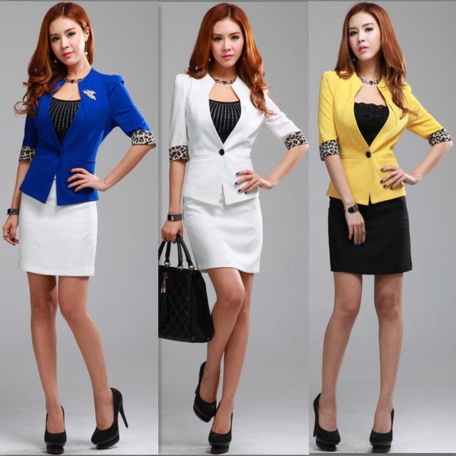 43108fe89f5 Holiday Sale Wholesale 2013 summer Korea style fashion formal slim dress OL  work wear women s set work wear suit career suits