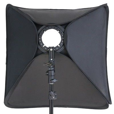 Softbox For Speed Light Flash 40cm 16 Flash Speedlite studio Soft box 40x40cm 16 x16 photographic