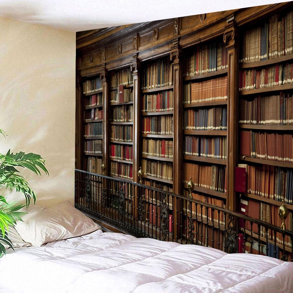 Secret Door Bookshelf Wall…