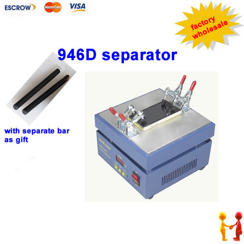 ФОТО Factory wholesale !!separate machine youyue 946D, LCD screen separator manually, LCD screen separate machine