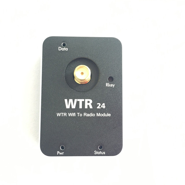 US $67 32 |NEWEST FREE SHIPPING CUAV WTR24 Wifi to Radio module transfer  xbee/sx/p900 data transmission RC hack tools -in Parts & Accessories from