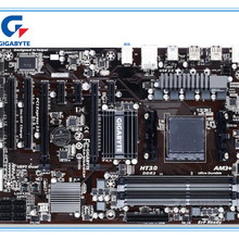 Gigabyte-placa base original para ordenador de escritorio, placa base de GA-970A-DS3P, Socket AM3/AM3 + DDR3 970A-DS3P, 32GB, 970