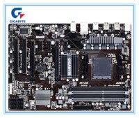 Placa base original Gigabyte  placas de GA-970A-DS3P  zócalo AM3/AM3 + DDR3 970A-DS3P  placas base de escritorio 32GB 970