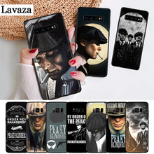 Lavaza Peaky Blinders Tv Cute Tommy Shelby Silicone Case for Samsung S6 Edge S7 S8 Plus S9 S10 S10e Note 8 9 10 M10 M20 M30 M40