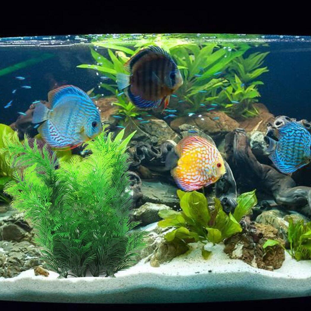 11 8 39 39 Artificial Plant Mini Fake Tree Decorative Fake Plant Aquarium Plant For Fish Tank Aquarium Home Decor in Artificial Plants from Home amp Garden