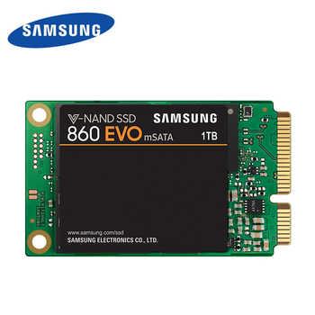 サムスン 860 EVO ソリッドステートディスク 250 ギガバイト MSATA SSD 内蔵ハードディスクドライブ 500 ギガバイト 1 テラバイトノートパソコンのデスクトップ MLC Disque dur ssd - DISCOUNT ITEM  63% OFF パソコン & オフィス