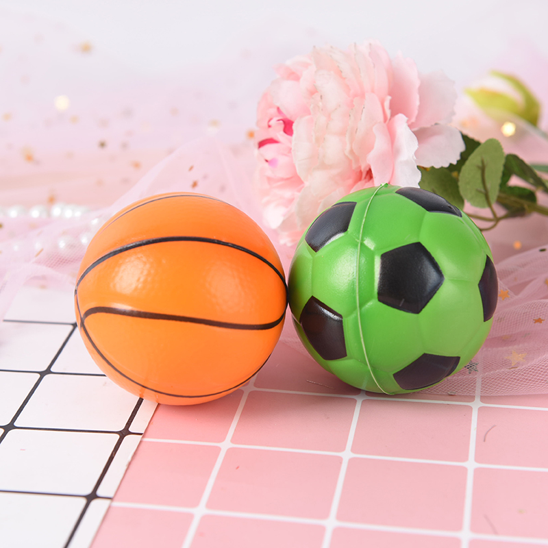 Cellphones & Telecommunications Pu Sponge Anti Stress Ball Surprise Bouncy Antistress Toy Squishy Slow Rising Football Kids Funny Gadgets Online Shop Mobile Phone Accessories