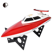 Free shipping Hot sale Radio Remote Control RC Racing Speed Electric Toys Model Ship Children Gift RC Boats Ship FT007 HT2483