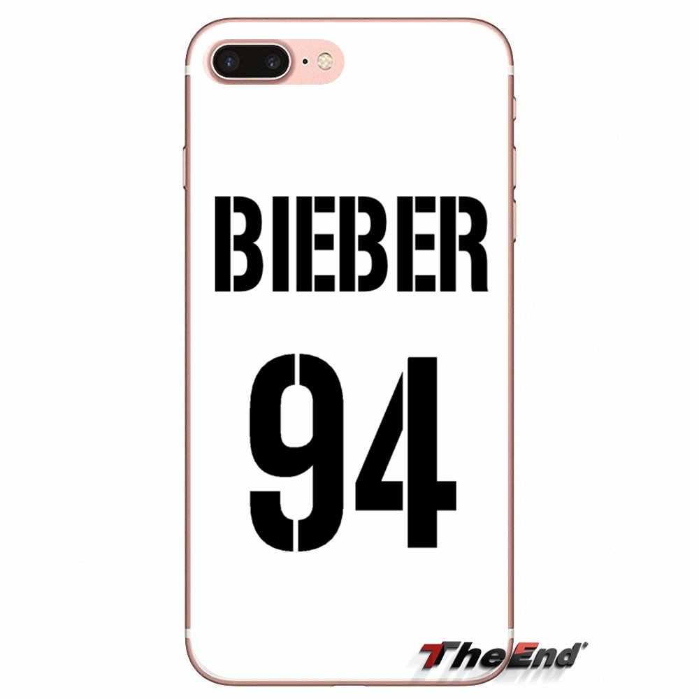 Для IPhone X 4 4 S 5 5 S 5 C SE 6 6 S 7 8 плюс Samsung Galaxy j1 J3 J 5 J 7 a3 в 5 201 6 201 7 Рок Хип-хоп Музыка Джастин Бибер 94 чехол