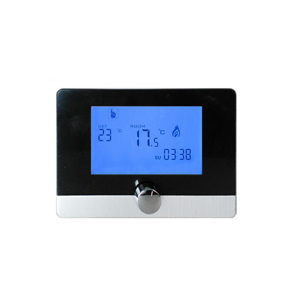 Programmable Digital Room Thermostat Wall-hung Gas Boiler Heating System Temperature Controller 5A LCD Thermostat gas boiler thermostat wall hung boiler heating thermostat programmable gas boiler thermostat for room 3a