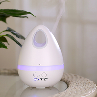 GXZ Colorful Egg Humidifier Night Light Ultrasonic Aroma Diffuser Essential Oil Mist Maker Mini Desktop Air