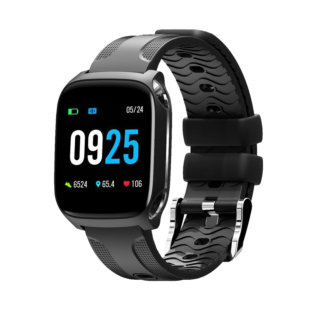 Smart Watch IPS Wristband Smart Fitness Tracker Heart Rate Blood Pressure Waterproof Bluetooth Smartwatch For IOS Android Phone