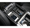FIT FOR RANGE ROVER EVOQUE 2011 2012 2013 ARMREST SECONDARY STORAGE BOX PALLET CONTAINER GLOVE ORGANISER ACCESSORIES