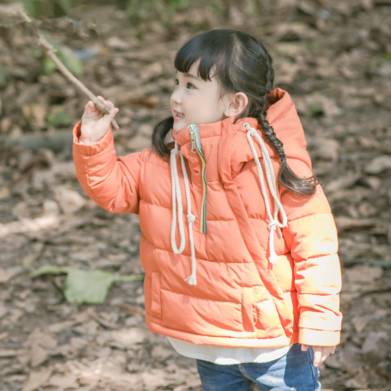 Girls winter jacket Child Girl down jackets Coat Parkas Hooded infant down jacket Kids Down Jackets Girls snow wear infant coat 2017 kids jacket winter for girl and coats duck down girls fluffy fur hooded jackets waterproof outwear parkas coat windproof