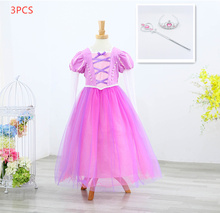 New Sophia Princess Dress Halloween Fairy Princess Rapunzel Mesh Performance Dress брюки sophia sophia so042ewgoif9