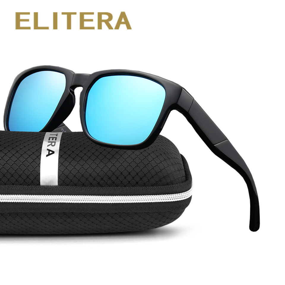 4841862d81 ELITERA New Brand Design Classic Fashion Sunglasses HD Polarized UV400  Women Men Sun Glasses Outdoor Sport
