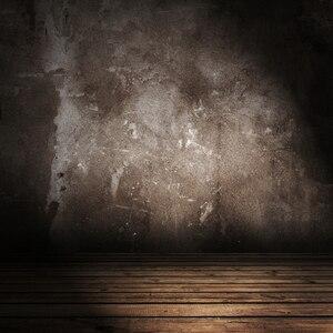 Laeacco Grunge градиентные цельные деревянные фоны для фотосъемки цифровая камера реквизит для фотостудии