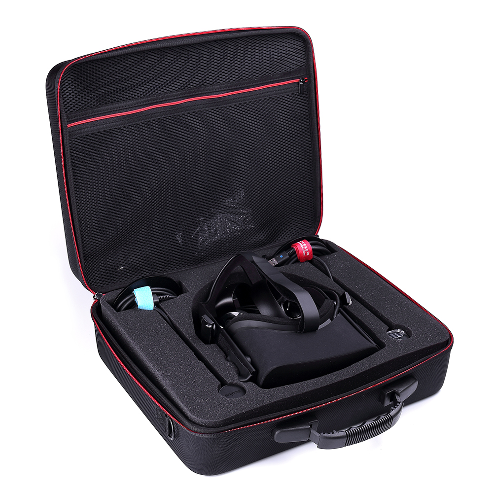 New VR Hard Travel Bag Protect Cover Storage Box Cover Carry Case For Oculus Rift Touch