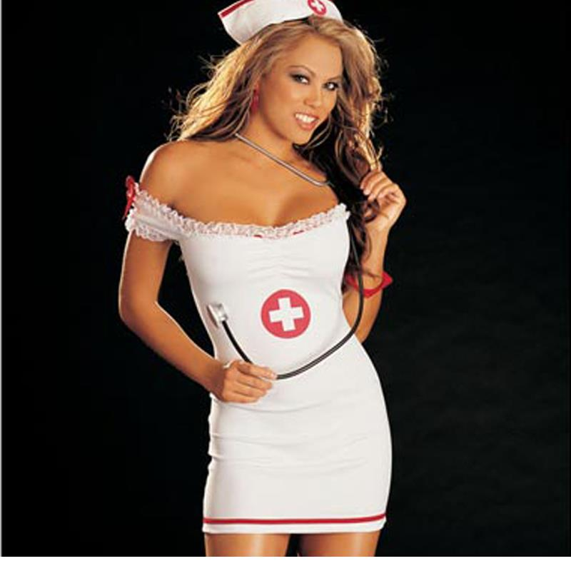 2016 nurse uniform sexy women medical naughty costume devil sexy nurse costumes temptation nightclub halloween costume - Naughty Costumes For Halloween