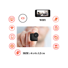 Get more info on the C3 Wireless Mini Wifi Camera 1080P HD Security Camera DVR Baby Night Vision Motion detection IP wifi Remote Control view kamera