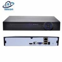 SSICON H 265 8CH 4MP 4CH 5MP Motion Detect 4K NVR 4Megapixel Network Video Recorder XMEYE