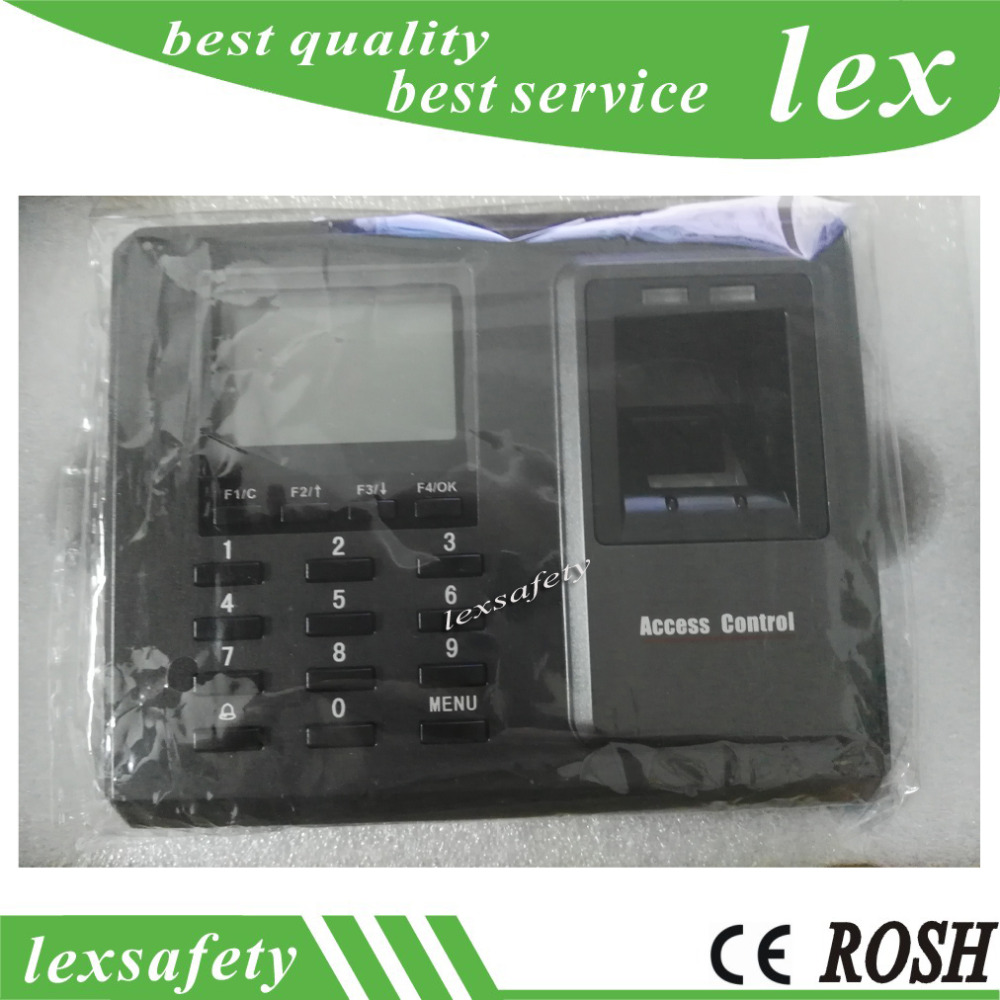 125khz TCP/IP Electronic Biometric Fingerprint Time Attendance Clock Recorder,keypad Access Control Employee Recognition Device(China)