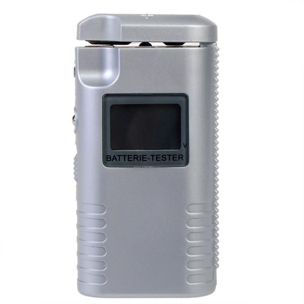 5v To 9v Battery Tester Schematic