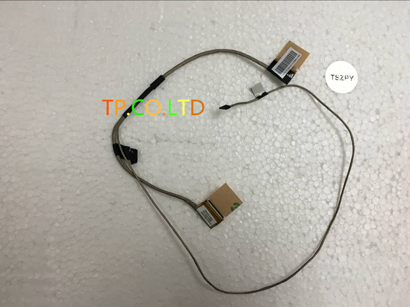 Genuine New Free Shipping LCD LVDS video cable For Asus X550 X550CA X550CC X550CL laptop 30pin cable P/N 1422-01jk000