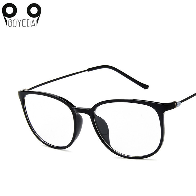 7da0497f199 Detail Feedback Questions about BOYEDA Fashion Women Optical Lens Glasses  Myopia Eyeglasses Frames High Quality Spectacles Clear Lenses Sexy Women s  Glasses ...