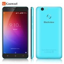 Blackview e7 4 г мобильный телефон mt6737 quad core отпечатков пальцев id смартфон Android 6.0 5.5 дюймов 1 ГБ + 16 ГБ 8MP сотовый телефон Бесплатно подарок