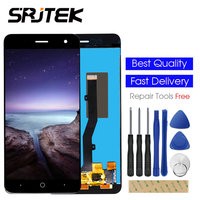 For ZTE Blade V8 mini LCD Display Touch Screen With Frame With Tools And Adhesive For ZTE Blade V8 mini Mobile Phone