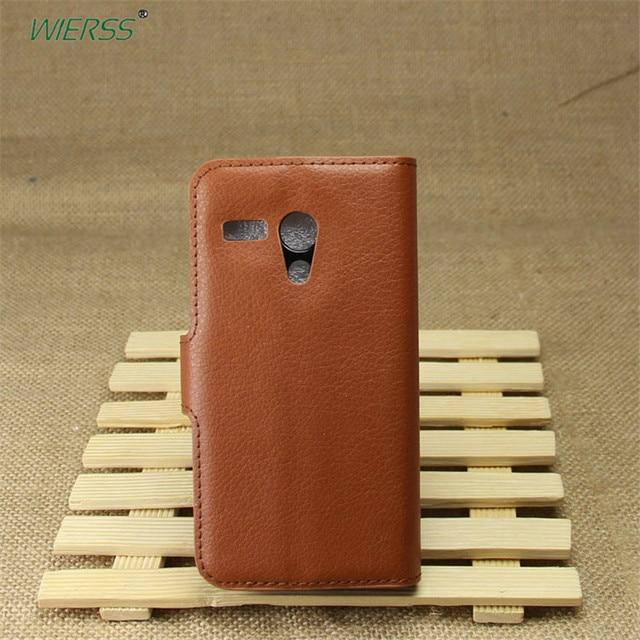 "Flip Leather Case cover For Motorola Moto G (1st Gen) XT1032 XT1033 XT1028 4.5"" Back Cover Housing Wallet case shell+Card+stand"