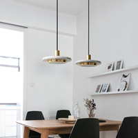 ZEROUNO Modern Ceiling Light Daily Lighting Hanging Ceiling Lights Loft Dining Room Bedroom Restaurant Bar Counter LED Lamp