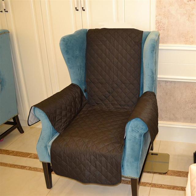 Sofa Slipcover Suede Pet Couch Sofa Cover Scratch Proof Mat Anti Slip  Waterproof Furniture