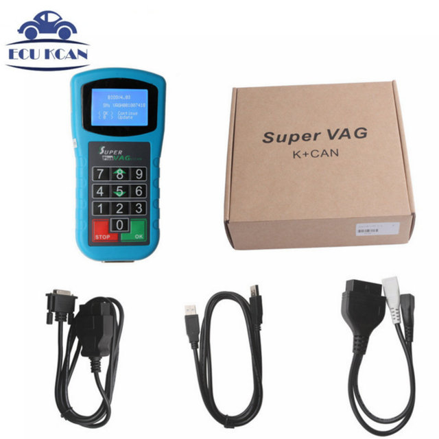 Best Quality And Price Super VAG K+Can Plus 2.0 VAG Diagnostic Tool Super VAG K Can 2.0 Plus Scan Tool