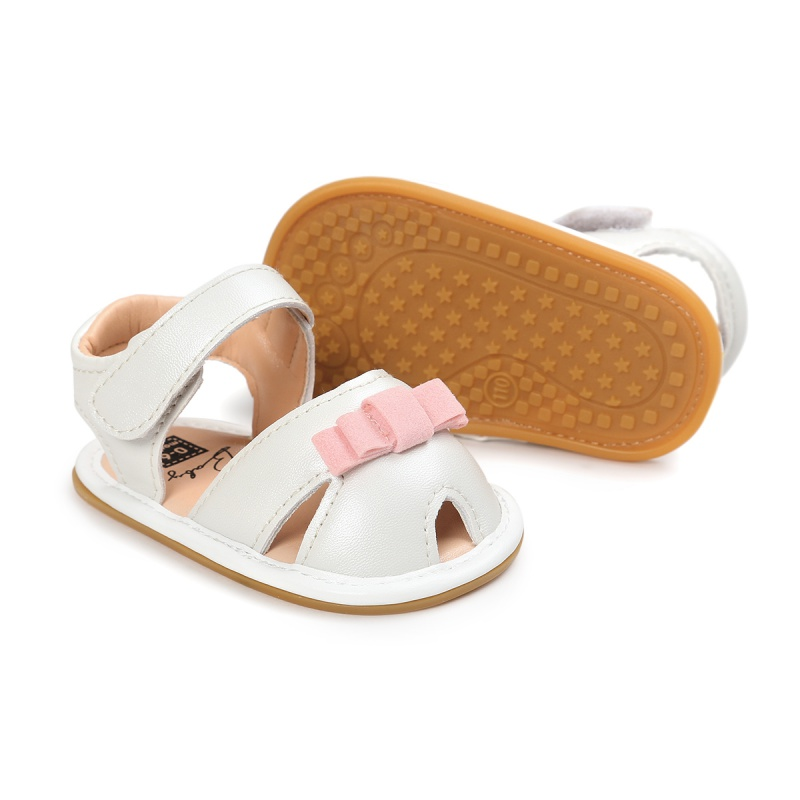 Baby-Girls-Bow-Crib-Shoes-Princess-Shoes-Summer-born-Infant-Toddler-Outdoor-Soft-Rubber-Sandals-Clogs-Kids-Shoes-2