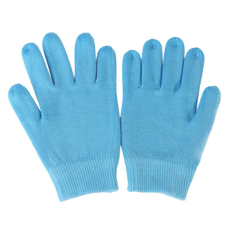 Natural Beauty Hand Care Pedicure Exfoliating Spa Gel Gloves Moisturizing Whitening Exfoliating Smooth Gloves New