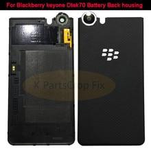עבור Blackberry keyone Dtek70 סוללה כריכה אחורית עבור Blackberry Dtek70 dtek 70 אחורי דלת שיכון החלפת חלקי תיקון