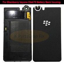 Für Blackberry keyone Dtek70 Batterie Zurück Abdeckung für Blackberry Dtek70 dtek 70 Hinten Tür Gehäuse Ersatz Reparatur Teile